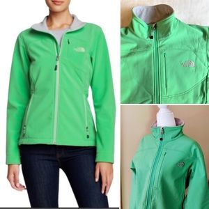 NWT The North Face Women's Apex Bionic Jacket M